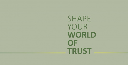 Shape your world of trust - kick off seminar 2020